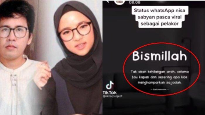 Bocor Status WA Diduga Milik Nissa Sabyan Imbas Disebut Pelakor, Singgung Ujian, Asli Atau palsu?