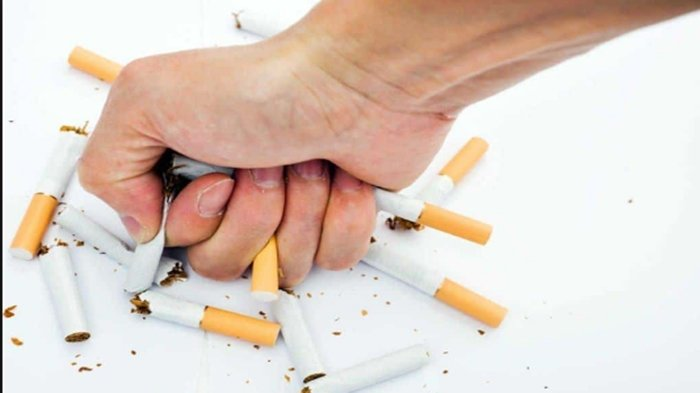 Inilah 7 Alasan Kenapa Orang Sulit Berhenti Merokok: Rokok atau Tembakau Bersifat Adiktif