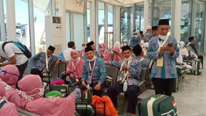 Jemaah Haji Kloter 3 Tiba di Madinah