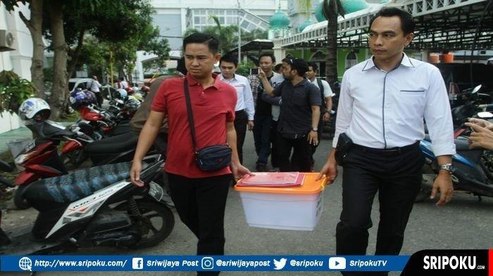 5 Komisioner KPU Kota Palembang Mangkir Lagi dari Panggilan Penyidik Sat Reskrim Polresta Palembang