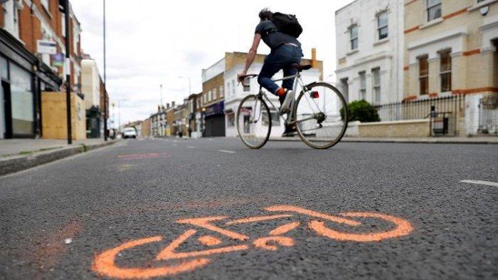 Wacana Pajak Sepeda, Dirlantas Sumsel : Pajak Untuk Kendaraan Bermesin
