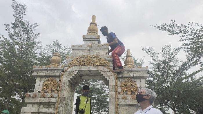 Bersihkan Kota Wujudkan Tanjung Enim Menjadi Kota Wisata