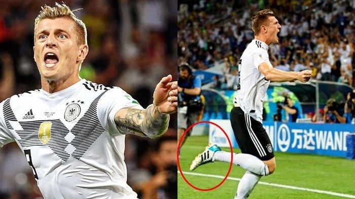Bersikeras Tak Mau Diganti, Sepatu Usang Toni Kroos Jadi Jimat Kemenangan Jerman