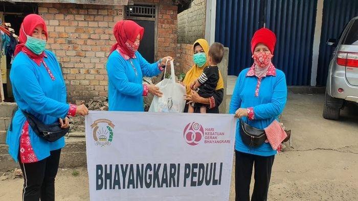 60 Menit Bersama Ketua Pengurus Daerah Bhayangkari Sumsel Hari Gerak Bhayangkari ke 68