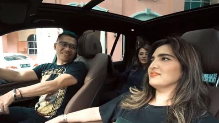Hari Valentin Aurel Hadiahkan Anang Hermansyah dan Ashanty Mobil BMW, Seharga Rp 2 Miliar