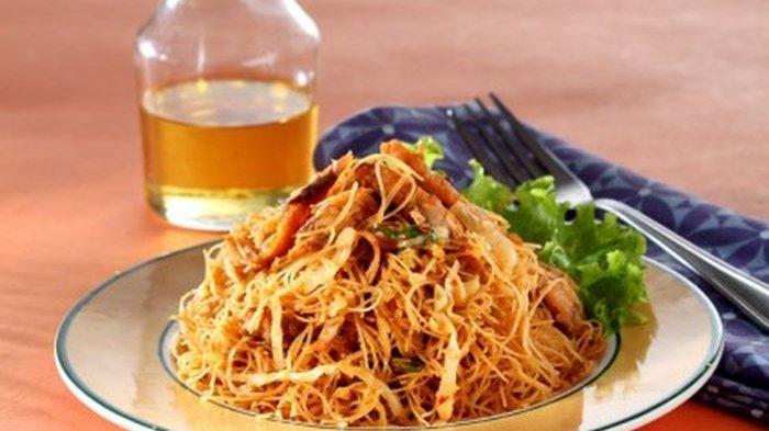 Resep Bihun Goreng Tongkol, Menu Khas Makan Sahur yang Layak Dicoba