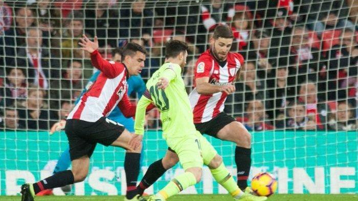 Lionel Messi 5 Kali Mendapat Tepuk Tangan dari Suporter Tim Lawan