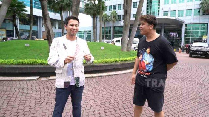 Modal Pujian Dari Hamka Hamzah, Billy Syahputra Ngebet Minta Direkrut ke RANS Cilegon FC