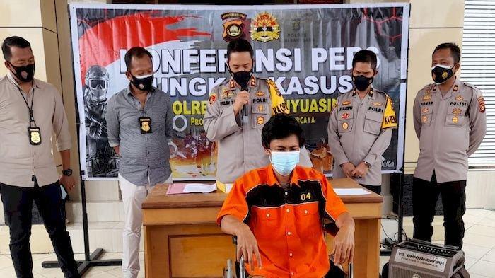 Bintang Bikin Kaget Polisi dan Melawan, Sang Juru Tembak Komplotan Perampok 8 Kasus di Muba Keok