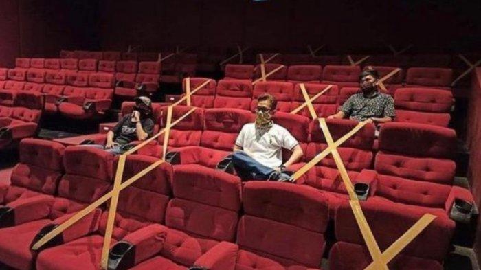 Bioskop Siap Kembali Beroperasi, Kini Tunggu Regulasi Pemerintah, Janji Terapkan Protokol Kesehatan