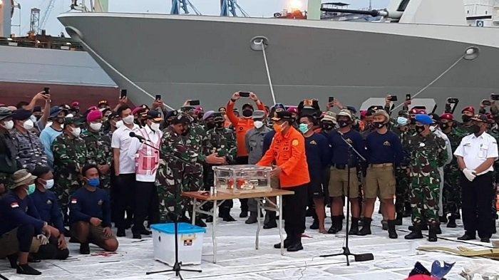 Termasuk Keluarga Indah di Sungai Pinang, PT Jasa Raharja Sudah Berikan Santunan ke Penumpang SJ 182
