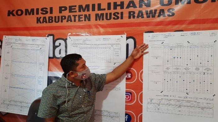 40 TPS di Musirawas Blankspot, KPU Minta Petugas Cari Jaringan Terdekat Kirim C-Hasil-KWK ke Sirekap