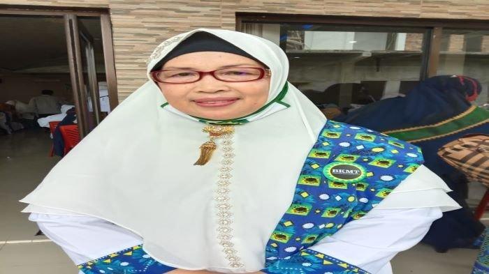 Ketua PD BKMT OKU Hj Fauziah SAg