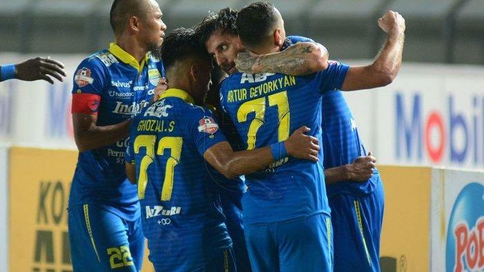 Jadwal Siaran Langsung TV One Persib Bandung Vs Selangor FA di Asia Challenge 2020