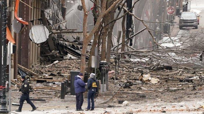 TEROR BOM NATAL: Telepon Misterius 15 MENIT Sebelum Meledak: Polisi Terlempar ke Udara