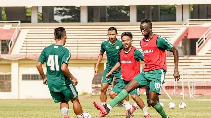 Link Live Streaming Persebaya vs Persik Kediri Piala Menpora 2021 di TV Online Indosiar Akses Disini