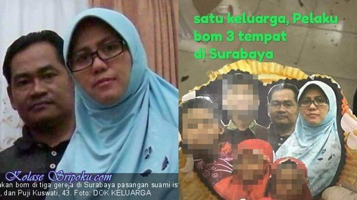 Sebelum Meninggal, Anak Sulung Teroris Dita Kirim Pesan Misterius, Polisi Bocorkan Isinya, Merinding