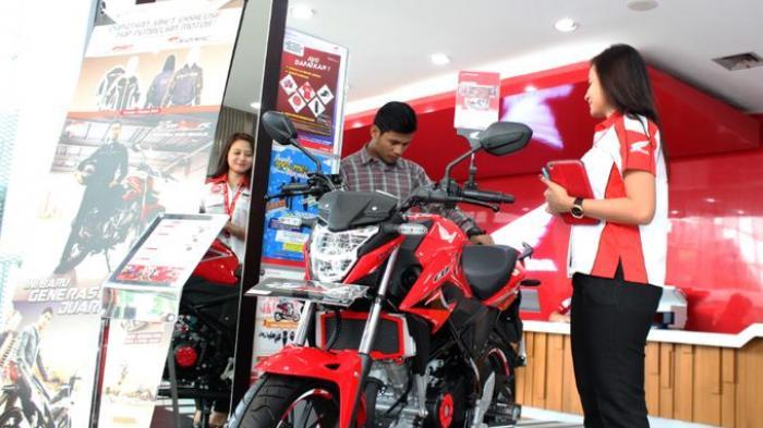 Honda Kuasai Pasar Motor 68,7 Persen