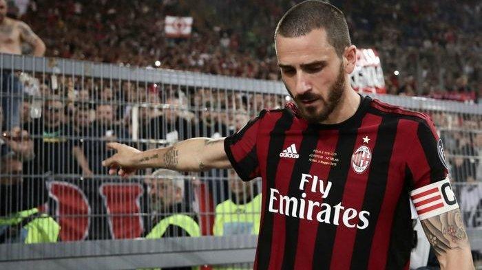 Hasil Inggris Vs Italia Final Euro 2020, Gol Bonucci Paksa Pertandingan Lanjut ke Extra Time