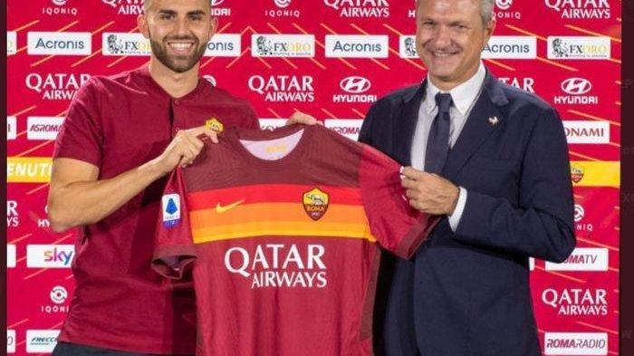 AS Roma Pinjam Borja Mayoral, Serigala Beraroma Real Madrid dan Barcelona