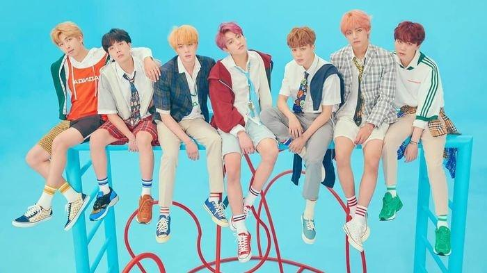 Kumpulan Lagu BTS Lengkap dengan Kunci Gitar Lagu BTS, Lirik Lagu BTS dan Video Klip BTS
