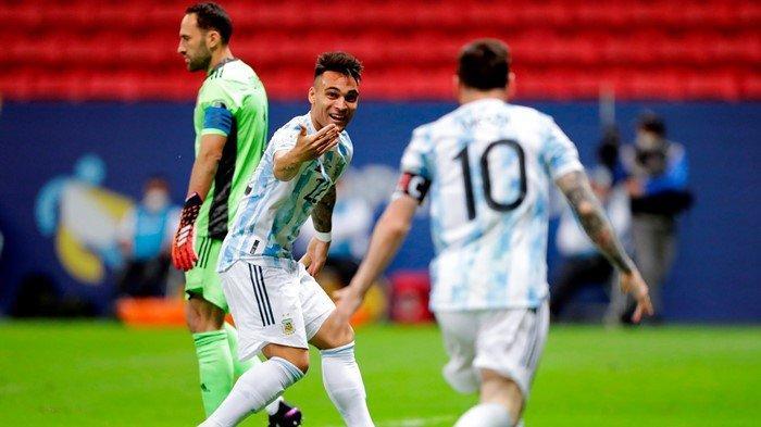 Ejekan Lionel Messi Untuk Bek Kolombia di Copa America 2021, Eks Barcelona Bereaksi: tak Bisa Dendam