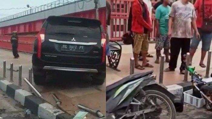 Cerita Korban Selamat dari Hantaman Mobil Pajero di Jembatan Ampera: Rivaldo Sempat Syok