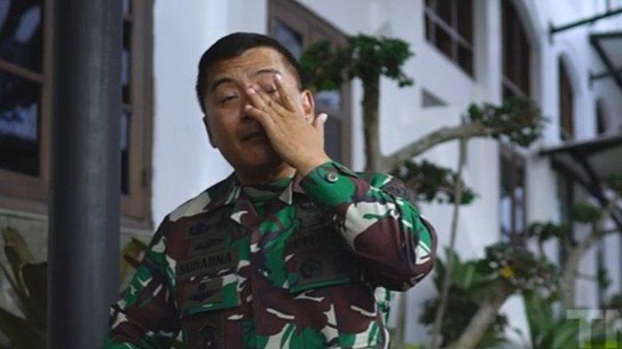 KISAH Brigjen TNI Tatang Subarna, Demi Pangkat Bintang Jenderalnya Turun, Rela Tinggal di Gunung