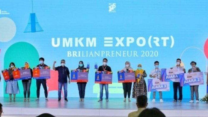 UMKM Binaan Bank BRI Tembus Pasar Global Senilai 57 Juta Dollar