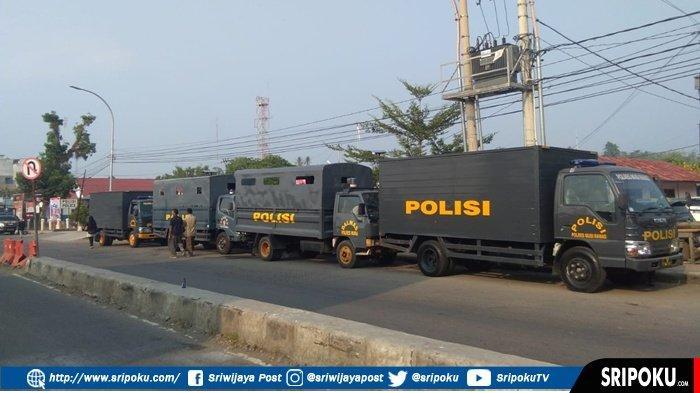 Pasca Bentrokan Warga dengan Polisi Situasi di Empatlawang Mulai Kondusif