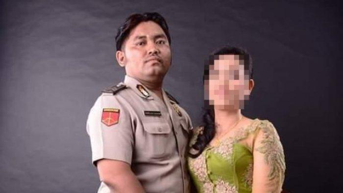 Tersangka Penembak Anggota TNI, Bripka Cornelius Tinggalkan Anak Istri Jika Dipenjara, Dipecat Polri