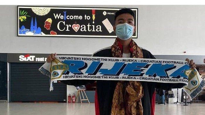 Pemain Muda Indonesia Ini Disindir Media Kroasia, Berikut Besaran Gaji Brylian Aldama di HNK Rijeka
