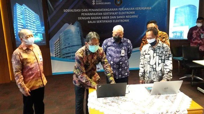 Sejumlah Alasan BSB Rangkul Badan Siber dan Sandi Negara, Bukan Hanya Karena Tanda Tangan Elektronik