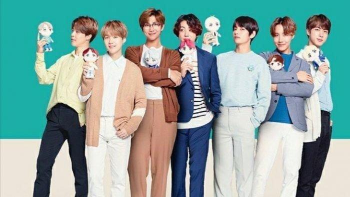 Kabar  Gembira Buat  Penggemar K-Pop, Grup Musik BTS Masuk Nominasi  Ajang Billboad Music Award 2020