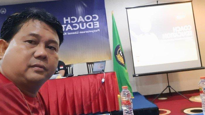 Cerita Mantan Pelatih Sriwijaya FC Jalani Pelatihan Lisensi A AFC: Alhamdulillah Cita-cita Terkabul