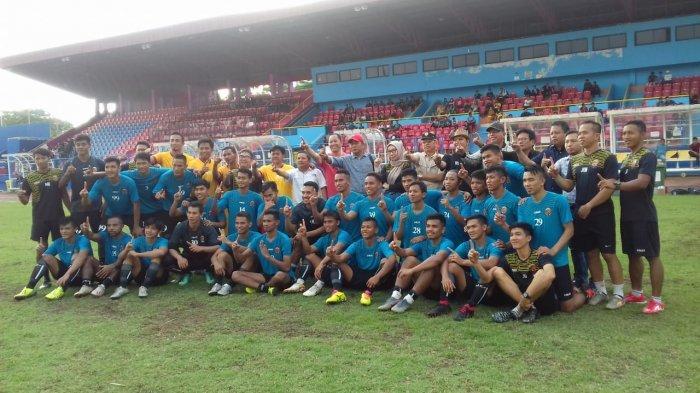 Meski Belum Dilaunching, Tim Sriwijaya FC Siap Tempur di Liga 2 Musim Kompetisi 2020