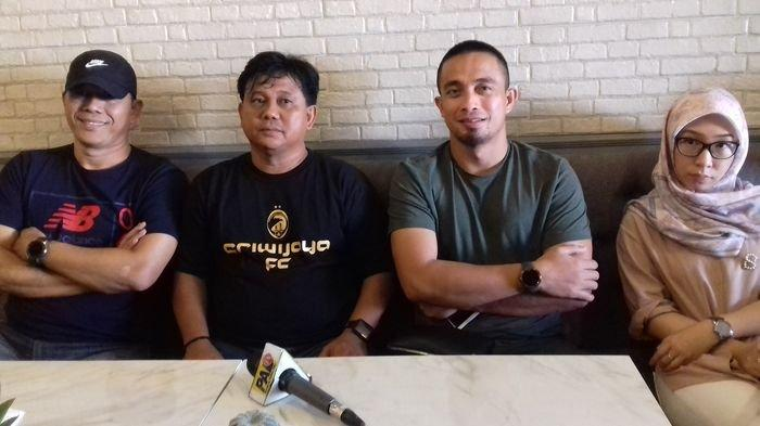 Sriwijaya FC Tinggal Matangkan Harga Empat Pemain untuk Melakukan Latihan Perdana
