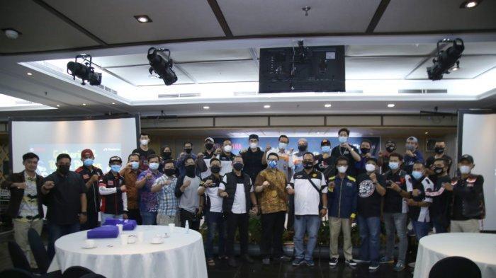 Bukber Komunitas  Yamaha se -Kota Palembang