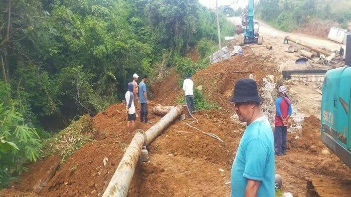 Daftar Wilayah Kena Dampak Perbaikan Pipa PDAM di Lubuklinggau, Ada yang Aliran Airnya Mati Total