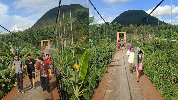 Takut Penularan Covid-19 Tak Terbendung, Jalur Pendakian Bukit Serelo & Bukit Besak Lahat Ditutup