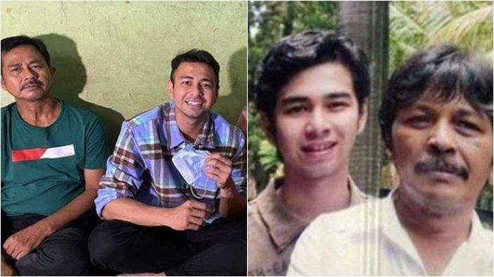 Aneh Tapi Nyata, Bukti Wajah Ayah Dimas Ternyata Mirip dengan Ayah Raffi Ahmad Terungkap, Bak Kembar