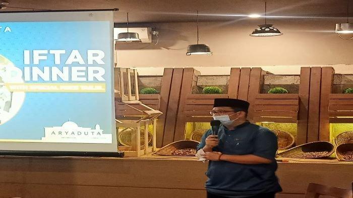 Rayakan Ramadhan 1442 H Kareem Bersama Aryaduta Palembang