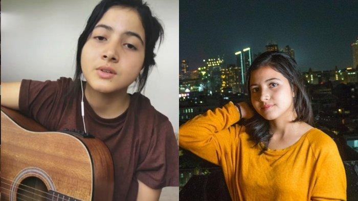 Ingat Lagu Terpesona Yel-yel TNI yang Viral? Inilah Sosok Wanita Dibaliknya Seleb TikTok Asal Bali