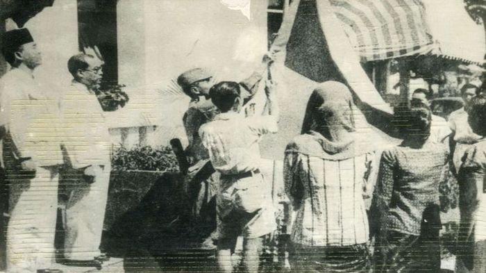 Cerita tentang Tiga Pengibar Merah Putih Saat Proklamasi 17 Agustus 1945