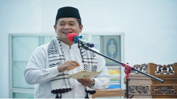 Bupati Banyuasin Mengingatkan Masyarakat Pentingnya Membaca Al-Qur'an Menuju Banyuasin Religius