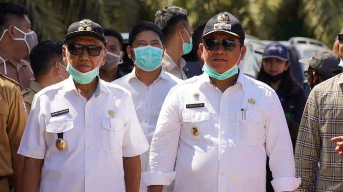 Bupati Banyuasin Askolani Bebaskan 4 Pajak Selama Pandemi Covid-19