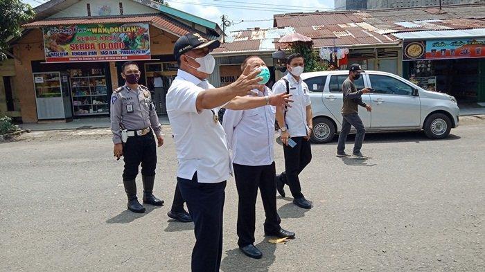 Jalan Mayor Ruslan Lahat Kini Jadi Jalan Satu Arah, Ini Alasan Bupati Cik Ujang