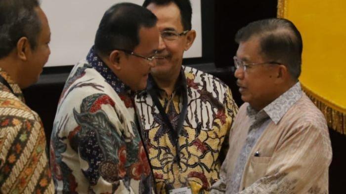 Wakil Presiden RI Jusuf Kalla Tetapkan Muba sebagai Daerah Percontohan Komunitas Hidup Sehat