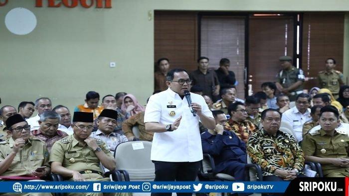 Kabupaten Muba Rangking Dua Melakukan Pencegahan Korupsi Terbaik Se-Sumsel