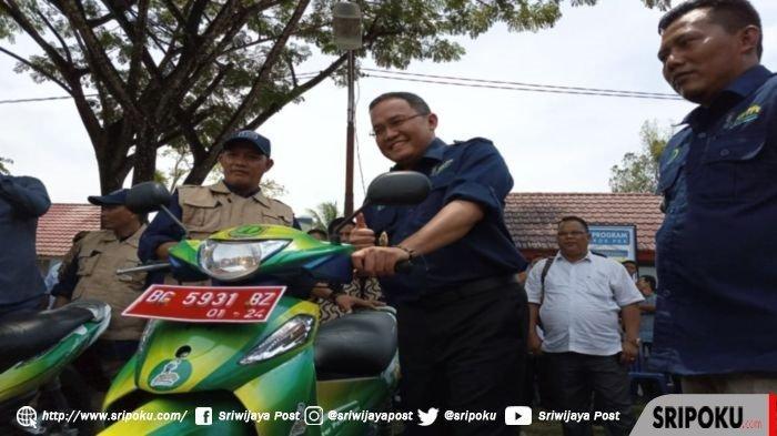 Launching Aplikasi SiAPe di Kecamatan Sungai Keruh, Bupati Muba Dodi Reza Tantang Camat Berinovasi